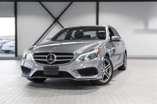 Used 2014 Mercedes-Benz E350 4MATIC Sedan for sale in Langley, BC
