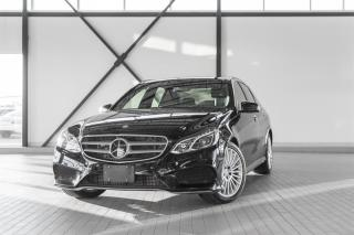Used 2016 Mercedes-Benz E-Class E250 BlueTEC 4MATIC Sedan for sale in Langley, BC