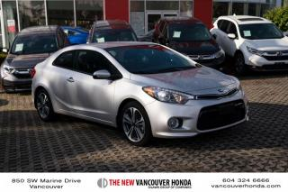 Used 2015 Kia Forte Koup 2.0 EX AT for sale in Vancouver, BC