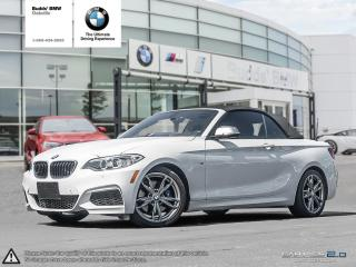 Used 2016 BMW M235i xDrive Cabriolet for sale in Oakville, ON