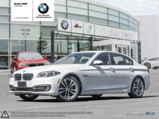 Used 2016 BMW 535xi for sale in Oakville, ON