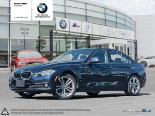 Used 2016 BMW 320i xDrive Sedan for sale in Oakville, ON