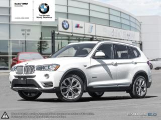 Used 2017 BMW X3 xDrive28i for sale in Oakville, ON