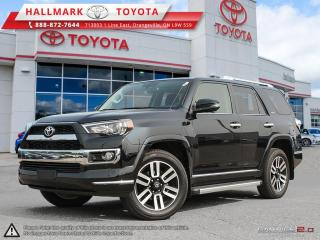 Used 2016 Toyota 4Runner SR5 V6 5A for sale in Mono, ON
