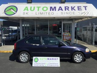 Used 1998 Honda Civic DX hatchback AUTO! WARRANTY! for sale in Langley, BC