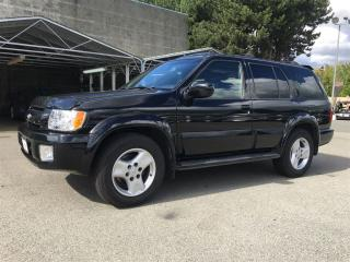Used 2002 Infiniti QX4 SUV for sale in Surrey, BC
