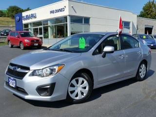 Used 2013 Subaru Impreza 2.0i for sale in Kitchener, ON