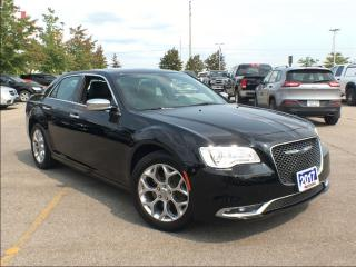 Used 2017 Chrysler 300 C PLATINUM**ALL WHEEL DRIVE**SUNROOF** for sale in Mississauga, ON