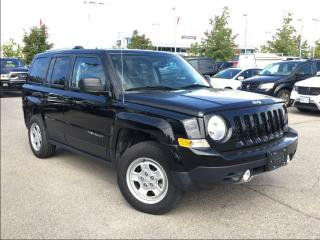 Used 2017 Jeep Patriot NORTH 4X4**FORMER COMPANY VEHICLE** for sale in Mississauga, ON