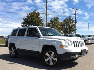 Used 2017 Jeep Patriot HIGH ALTITUDE**FORMER COMPANY VEHICLE**LEATHER** for sale in Mississauga, ON