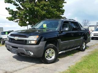 Used 2004 Chevrolet Avalanche 4x4 rare 8.1l V8 for sale in Gloucester, ON