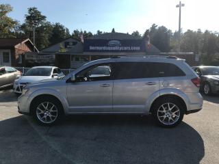 Used 2011 Dodge Journey SXT for sale in Flesherton, ON