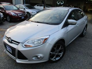 Used 2013 Ford Focus SE-BLUE-TOOTH-ALLOYS-HEATED for sale in Scarborough, ON