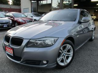 Used 2009 BMW 328xi Sedan i xDrivePRM-PKG-LOADED-AWD for sale in Scarborough, ON