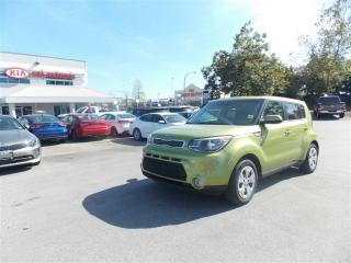 Used 2016 Kia Soul - for sale in Quesnel, BC