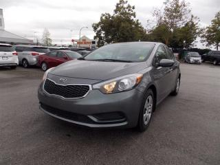 Used 2016 Kia Forte for sale in Quesnel, BC