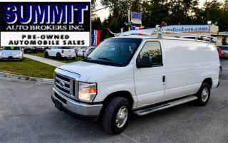 Used 2012 Ford E250 ECONOLINE | CAR-PROOF CLEAN | MP3 | REAR A/C for sale in Richmond Hill, ON