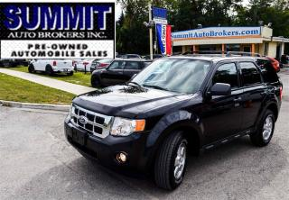 Used 2011 Ford Escape XLT | CAR-PROOF CLEAN | ONE OWNER | BLUETOOTH for sale in Richmond Hill, ON