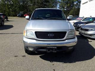 Used 2002 Ford F-150 XLT for sale in Quesnel, BC