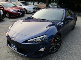Used 2013 Scion FR-S SPORT-FR-S-AUTO-ONE-OWNER for sale in Scarborough, ON