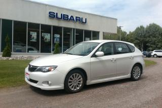 Used 2008 Subaru Impreza 2.5i Sport for sale in Minden, ON