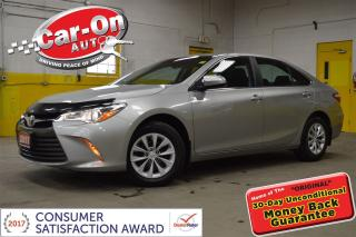 Used 2017 Toyota Camry LE AIR POWER GROUP BLUETOOTH REAR CAM for sale in Ottawa, ON