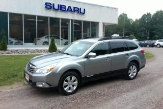 Used 2011 Subaru Outback 2.5i Limited Pwr Moon for sale in Minden, ON