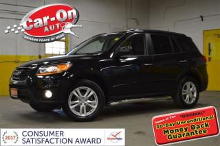 Used 2011 Hyundai Santa Fe Limited 3.5 AWD LEATHER ROOF FULL PWR GRP LOADED for sale in Ottawa, ON