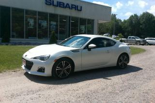 Used 2013 Subaru BRZ Sport-tech for sale in Minden, ON