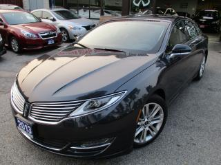 Used 2013 Lincoln MKZ PRM-PKG-LOADED-NAVIGATION-CAMERA for sale in Scarborough, ON