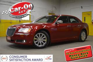 Used 2012 Chrysler 300 Limited LEATHER PANO ROOF FULL PWR GRP REMOTE STAR for sale in Ottawa, ON