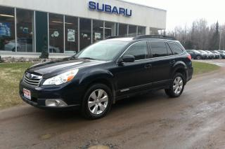 Used 2012 Subaru Outback 3.6R w/Limited & Nav Pkg for sale in Minden, ON