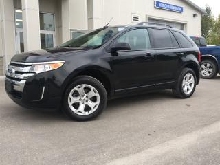 Used 2013 Ford Edge SEL for sale in Selkirk, MB