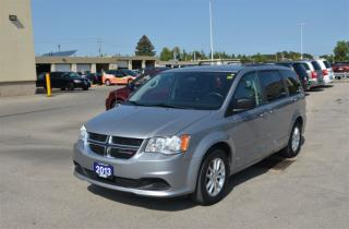 Used 2013 Dodge Grand Caravan SXT - GPS, Bluetooth, Remote Start for sale in London, ON
