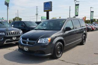 Used 2012 Dodge Grand Caravan SE - DVD, Quad Captain Seats, Back Up Cam for sale in London, ON