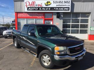 Used 2003 GMC Sierra 1500 SLE Z71 4X4 IMMACULATE!! for sale in London, ON