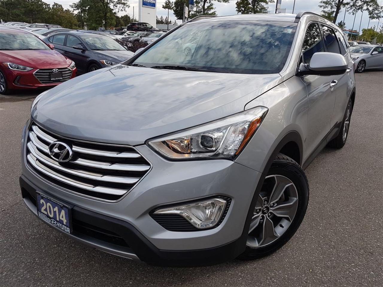 2014 Hyundai Santa Fe XL FWD-one owner-super clean-certified