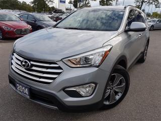 Used 2014 Hyundai Santa Fe XL FWD-one owner-super clean-certified for sale in Mississauga, ON