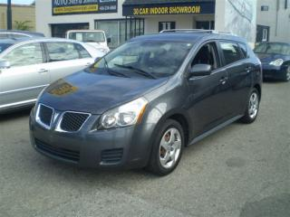 Used 2009 Pontiac Vibe VIBE HATCHBACK! AUTO! AC! NO ACCIDENTS! for sale in Etobicoke, ON