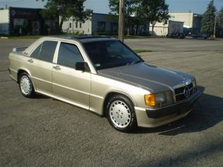 Used 1987 Mercedes-Benz 190E 2.3-16 COSWORTH! RARE! MINT! COLLECTIBLE! for sale in Etobicoke, ON