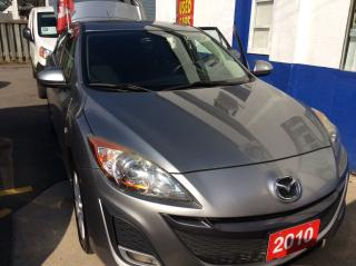 Used 2010 Mazda MAZDA3 2.5 for sale in Etobicoke, ON