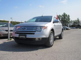 Used 2010 Ford Edge LIMITED / PANORAMIC ROOF / ACCIDENT FREE for sale in Newmarket, ON