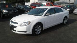 Used 2011 Chevrolet Malibu LS for sale in Hamilton, ON