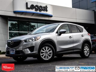 Used 2014 Mazda CX-5 GX for sale in Burlington, ON