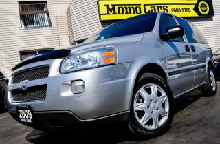 Used 2009 Chevrolet Uplander LS! Remote Start+7 Passenger! ONLY $113/bi-weekly for sale in St Catharines, ON