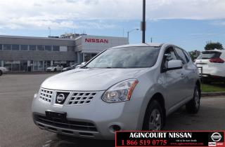 Used 2008 Nissan Rogue S |FWD|No Accidents|Low Mileage| for sale in Scarborough, ON