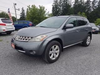 Used 2007 Nissan Murano SL BACK UP CAMERA AWD for sale in Gormley, ON