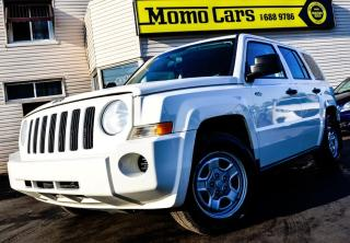 Used 2008 Jeep Patriot Sport! North Edition! 4X4! ONLY $148/bi-weekly! for sale in St Catharines, ON
