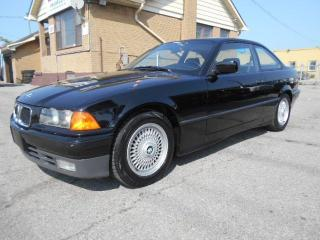 Used 1993 BMW 3 Series 325iS Coupe Automatic Leather Certified ONLY 118K for sale in Etobicoke, ON