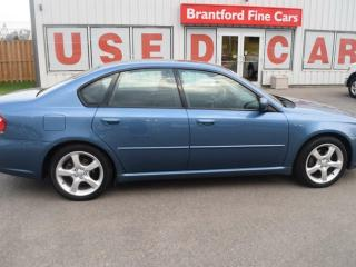 Used 2008 Subaru Legacy 2.5 i 4dr Sedan for sale in Brantford, ON